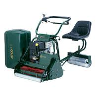 Atco Royale 20e I/c Self Propelled Petrol Cylinder Lawn Mower