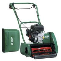 Suffolk Punch 14sk Self Propelled Petrol Cylinder Lawn Mower